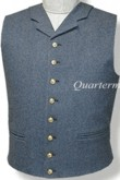 Stonwall Jackson's cadet grey dress vest
