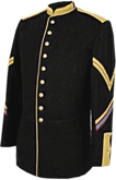 M1872 Enlisted Mounted Dress Frockcoat Cavalry Corporal