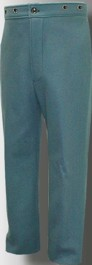USMC (Marine Corps) M1875 Enlisted Wool Trousers, 19th Century (1800s) Clothing