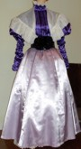 1896 jane Addams dress. Victorian & Civil War dresses