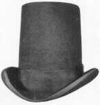 Empire, 19th Century (1800s) Men's Hat