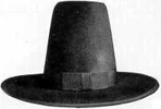 Plymouth, 18th and early 19th Century (1800s) men's hat