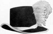 Sir Walter, 18th and early 19th Century (1800s) men's hat