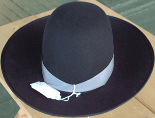 Low Sombrero, 19th Century (1800s) Men's Hat