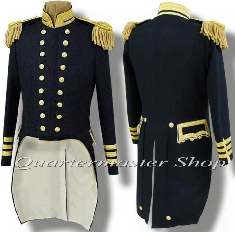 U.S. Naval Officer's Dress TailCoat