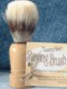 Shaving Brush with Boar Bristles