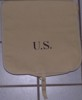 M1898 (SPan-Am War) U.S. Tan Haversack with U.S. stenciled in black