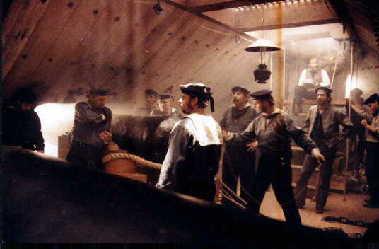 Naval Gun Crew - CSS Virginia - Ironclads (TNT)