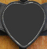 Plain Leather Heart