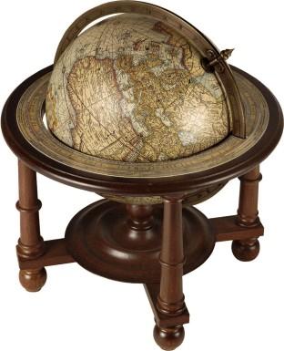 Beautiful ... Navigatoru0027s Terrestrial Table Globe
