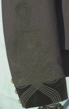 U S  General Officers Civil War Uniform Shell Jacket (Union Army