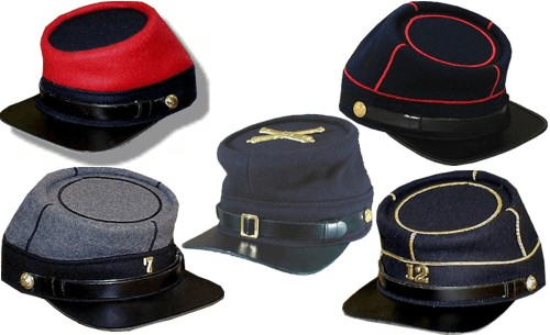 745956cbb02 U.S. enlisted uniform slouch hat - American Civil War hats