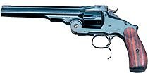 1874 Smith and Wesson Revolver