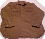 World War One Officer's Pullover Shirts